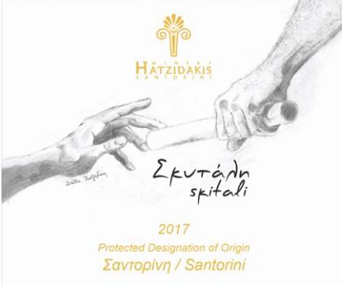 Assyrtiko 'Skitali' 2017