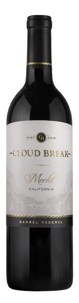Merlot Cloud Break 2018