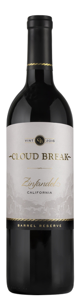 Zinfandel Cloud Break 2017