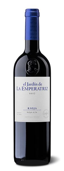 Jardin de La Emperatriz Tinto 2017 from Spanish Wines