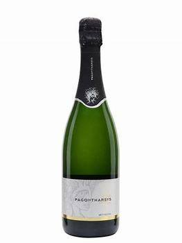 Dominio de Tharsys Brut Nature Cava from Spanish Wines