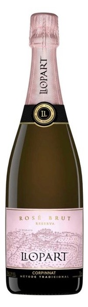 Llopart Rose Brut Reserva 2017 from Spanish Wines