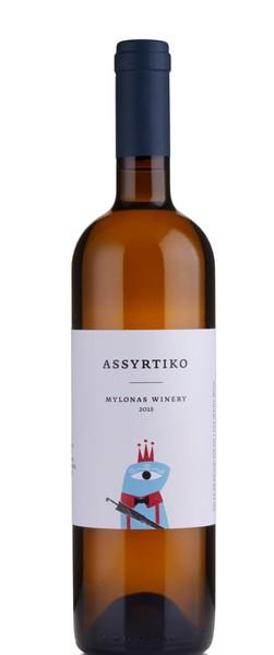 Mylonas Assyrtiko 2020