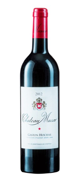Chateau Musar Red 2013 from Lebanon