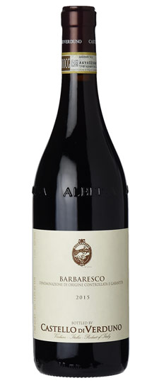 Barbaresco Rabajà Riserva 2015 from Italian Wines