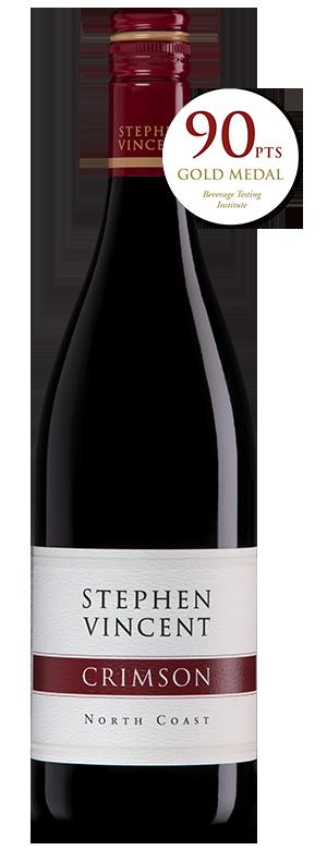 Stephen Vincent Crimson 2018 from California Wines