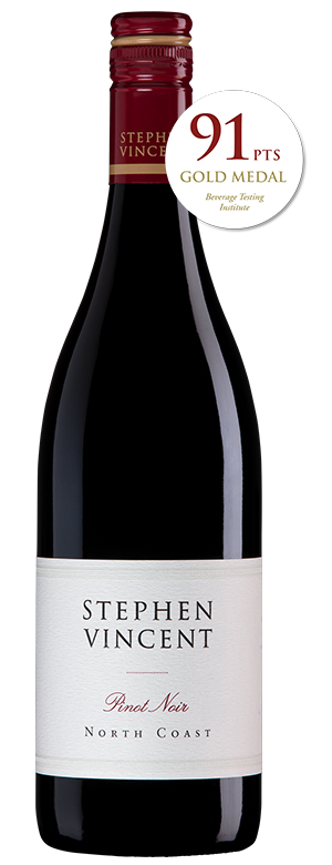 Stephen Vincent Pinot Noir 2019 from California Wines