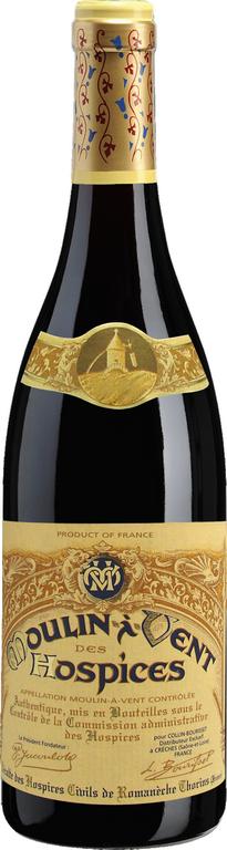 Domaine des Hospices Civils de Romanèche Thorins Moulin-à-Vent 2020 from French Wines