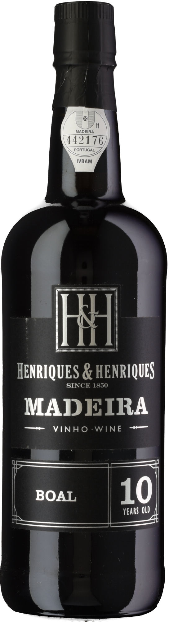 Henriques & Henriques 10 Year Bual from Portugal