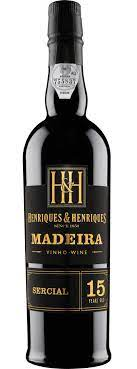 Henriques & Henriques 15 Year Sercial from Portugal