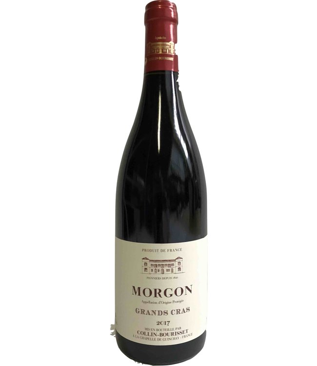 Morgon Les Grands Cras 2017 from French Wines